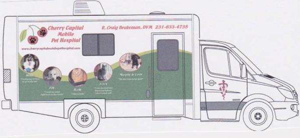 mobile pet hospital